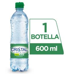 Cristal sin gas 600 ml