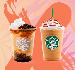 2 Frappuccinos Promo