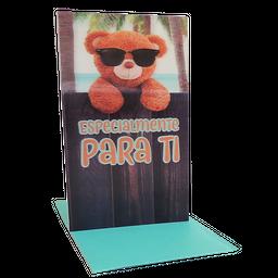 Nico Tarjeta 3D - Especialmente Para ti