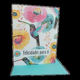 Nico Tarjeta pc - Felicidades Para ti