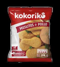 Kokoriko Muslos de Pollo Apanado