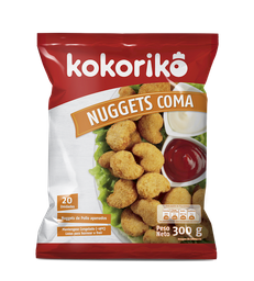 Kokoriko Nuggets de Pollo Apando Coma
