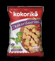 Kokoriko Nuggets de Pollo Kokorisaurios de Pollo