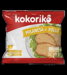 Kokoriko Milanesa de Pollo