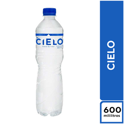 Cielo Sin Gas 600 ml