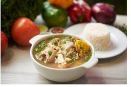 Sopa de Carne Grande