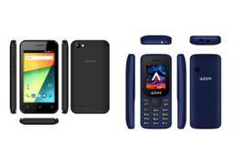 Azumi Smartphone Equipo A4