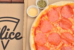 Combo Pizza Personal y bebida