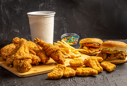 Friends for Chicken Combo