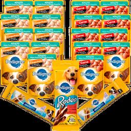 Rappicombo Razas Pequeñas 18 Húmedo  - Gift Pack