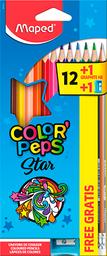 Maped Colores Colorpeps Gratis Lápiz+Tajalápiz