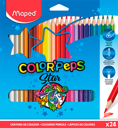 Maped Colores Color Peps 24