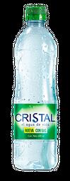 Agua Cristal con gas 600ml