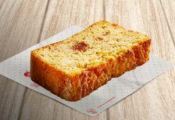 torta de almojabana porción