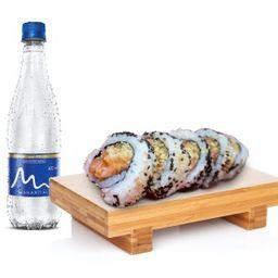 Combo Kamisake Maki y agua Manantial