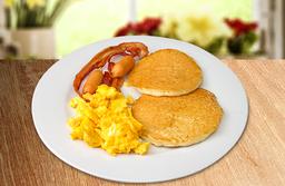 Pancake Couple