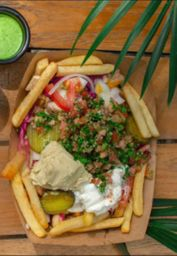 Shawarma Poutine