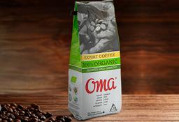 Café Orgánico Molido 250 Gr