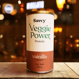 Proteina savvy veggie 560gr
