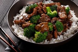 Beef & Broccoli  Bowl