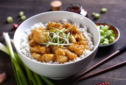 Crispy Honey Chicken lunch Bowl