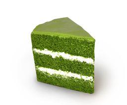 Matcha Cake x 10 uni Completa