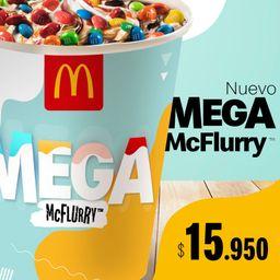 MEGA McFlurry™ M&M