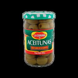 La Coruña Aceitunas Deshuesadas
