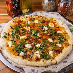 Pizza Vegetariana 2018