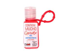 Nico Gel Antibacterial Frutos Rojos Contiene Mucho Cariño