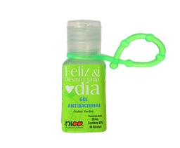 Nico Gel Antibacterial Frutos Verdes Feliz y Desinfectado Día