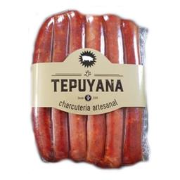 La Nacional Salchicha Chistorra Tepuyana