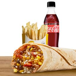 Combo Burrito Qumbia