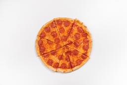 Pizza de peperoni mediana