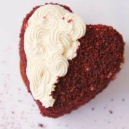 Red velvet corazón