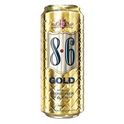 8.6 Cerveza Gold