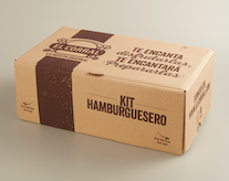 Kit Hamburguesero x6