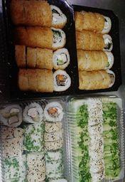 Promocion 60 piezas en Sushi