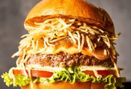 2x1 Buffalo Burger Tradicional