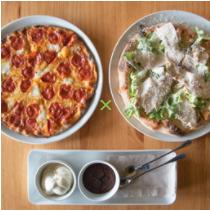 Love & Pizza Combo!