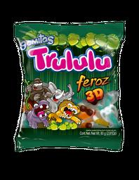 Trululu Gomas Feroz 3D Snacks