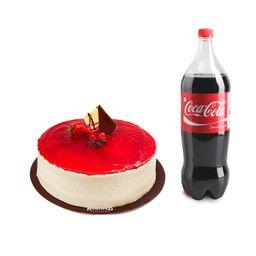 Torta de Tres Leches con Coca-Cola