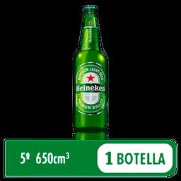 Heineken Cerveza en Botella