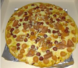 Pizza de Carnes Familiar