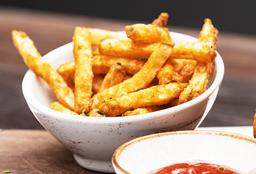 Homemade Potatoes Fries