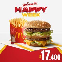 Big Mac y Papas Grandes