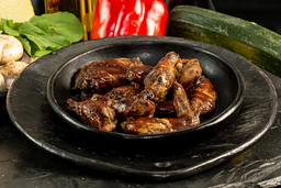 Alitas (Chicken wings) al horno