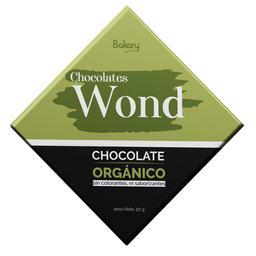Bakary Chocolates Wond Orgánico