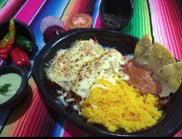 2x1 Enchilada Vegetariana