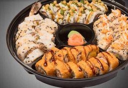 Sushi Familiar Volcano